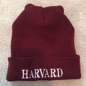 Accessories - Harvard beanie